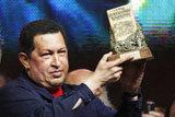 El particular mundo al revés de Chávez