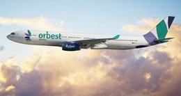 La línea aérea Orbest inicia la venta online de billetes