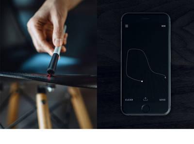 El dispositivo con forma de bolígrafo que acabará con la cinta métrica