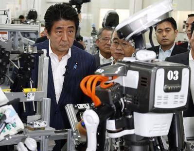 ¿Participarán robots en los Juegos Olímpicos de 2020?