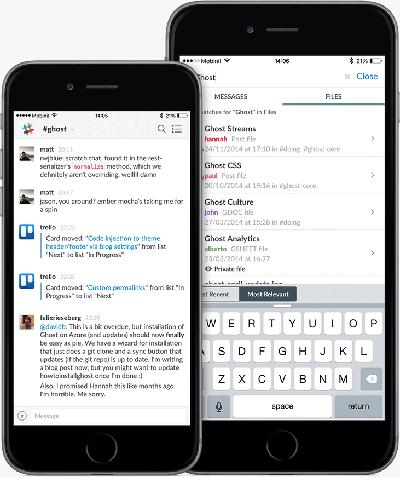Slack, o cómo reinventar el correo electrónico