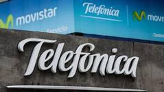 El beneficio neto de Telefónica crece el 42,2%