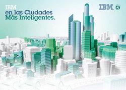 IBM consolida su apuesta por las ciudades inteligentes