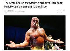 """Hulk Hogan acaba con """"Gawker.com"""""""