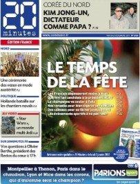 La prensa gratuita francesa acelera el desarrollo digital