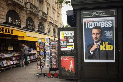 La publicidad en Internet, único segmento que crece en Francia