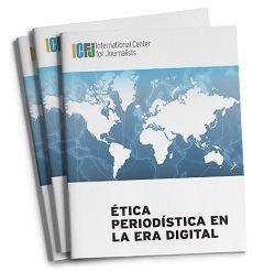 Publican el manual de descarga gratuita 'Ética Periodística en la Era Digital'