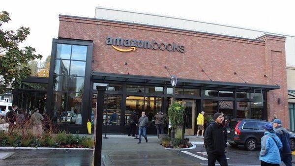 Amazon pretende abrir entre 300 y 400 librerías físicas