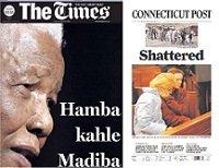 El poder de las portadas de los periódicos frente a un mundo digital efímero