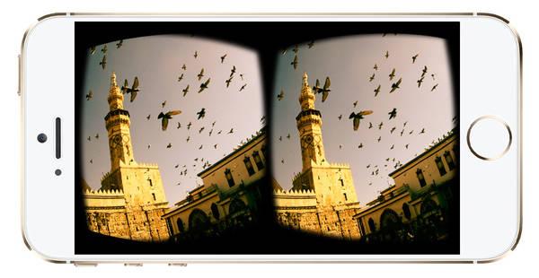 La cadena ABC explora Siria gracias a la realidad virtual
