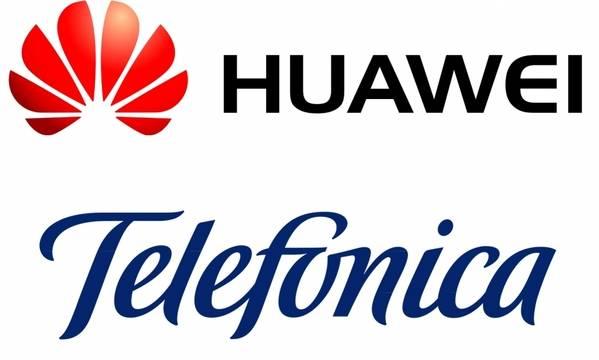 Acuerdo entre Telefónica y Huawei para impulsar la migración de las empresas a la nube
