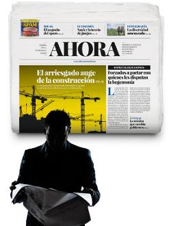 """Miguel Ángel Aguilar lanza el semanario """"Ahora"""" el 18 de septiembre"""