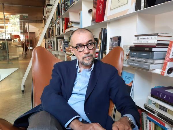 Andrés Rodríguez, fundador y CEO de Spainmedia. / Imagen: M.A. Ossorio-media-tics.com