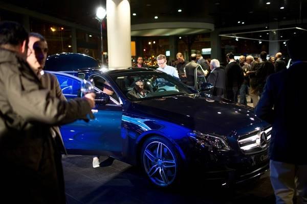 Mercedes-Benz presenta su coche inteligente