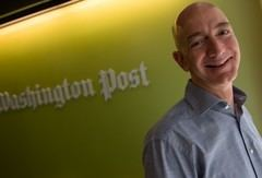 Jeff Bezos, fundador y propietario de Amazon.