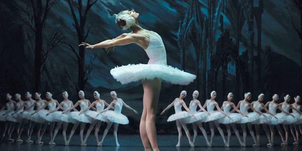'El lago de los cisnes' de Chaikovski