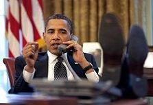 Obama no puede tener un iPhone por seguridad…pero sí un iPad