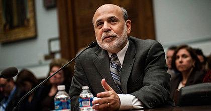 "Ben Bernanke relaja el ""efecto Bernanke"""