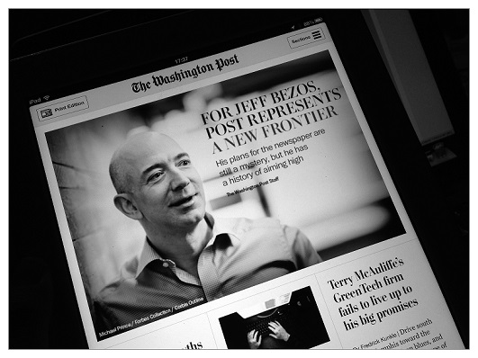Filosofía Bezos: cuanta más gente vea hoy tu producto, más personas pagarán por él algún día
