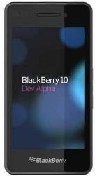 Prototipo de Blackberry10