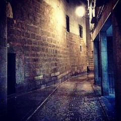 Calle Hombre de Palo en Toledo