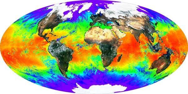 Periodismo y emergencia climática