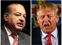 Carlos Slim también rompe con Donald Trump
