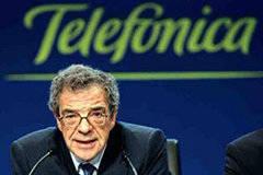 César Alierta cierra su etapa como Presidente Ejecutivo de Telefónica y propondrá al Consejo el nombramiento de José María Álvarez-Pallete