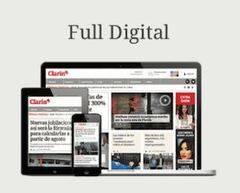 'Clarín', primer diario argentino en lanzar una suscripción digital