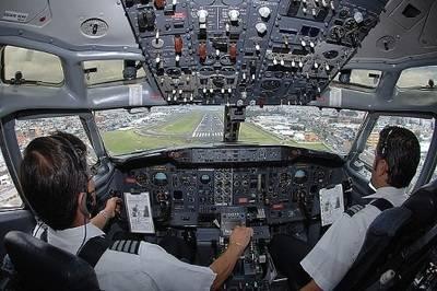 Líderes organizacionales y comandantes de aeronaves