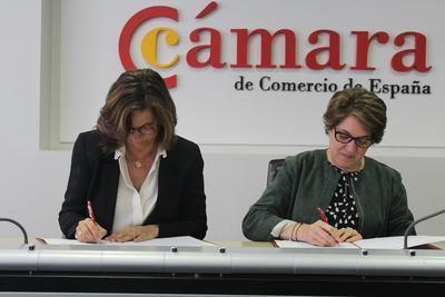 Fundación Telefónica y la Cámara de Comercio impulsan el empleo digital