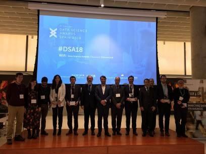 Premiados en la 3ª edición de los Data Science Awards