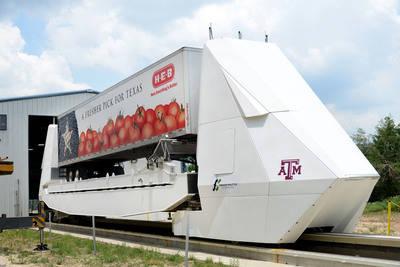 'Freight Shuttle System': el prototipo que busca revolucionar el transporte de mercancías