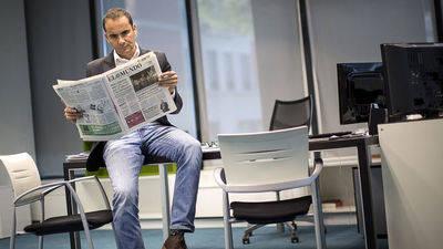 El diario El Mundo está cerca del abismo