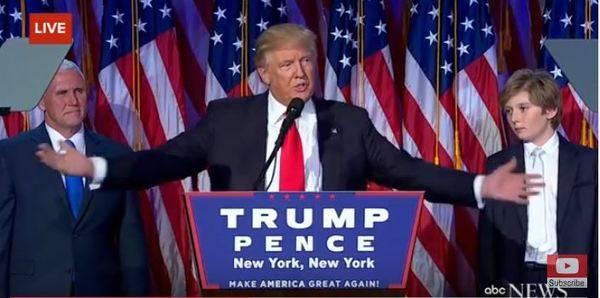 Victoria de Trump...y de los trolls