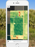 Los agricultores americanos ya disponen de una app para vigilar sus campos