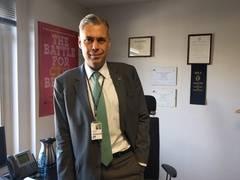 Enrique Dans en su despacho del IE Business School.