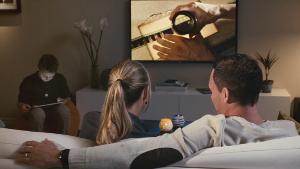 El consumo de televisión y vídeo bajo demanda llega ya al 35%