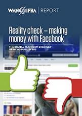 Facebook apenas aporta ingresos a los medios