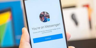 Llegan los anuncios a Facebook Messenger