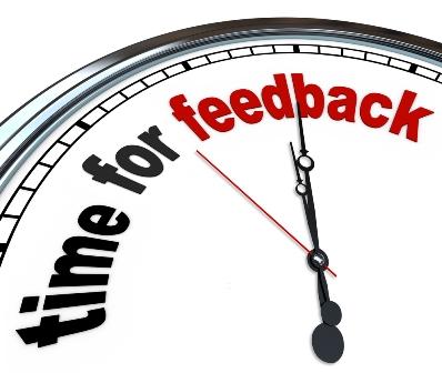 El feed-back puede mejorar o empeorar las cosas