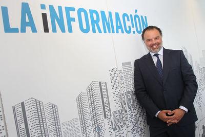 Fernando de Yarza, presidente del Grupo Henneo / Foto: Grupo Henneo para Influencers.