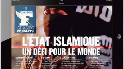 """""""Le Figaro"""" lanza una revista monográfica para iPad"""