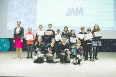 Primera Game Jam Junior de Talentum