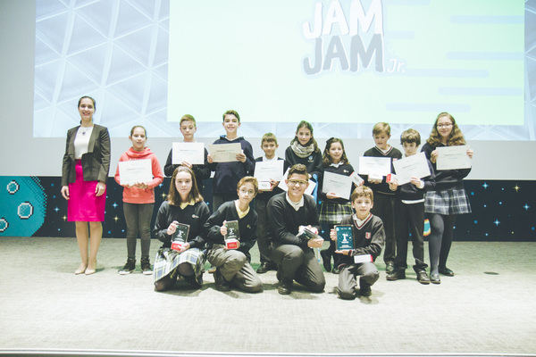 Primera Game Jam Junior de Talentum