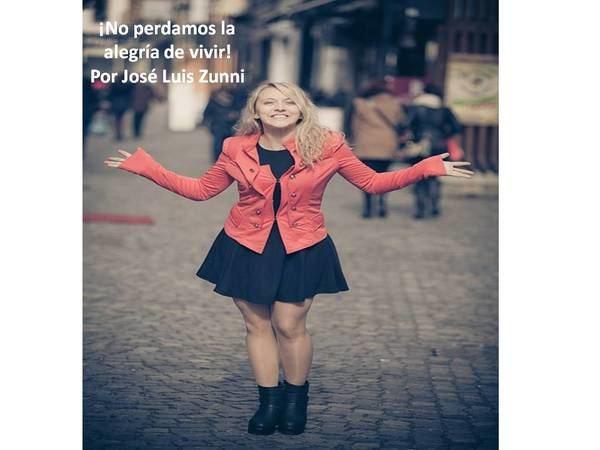 ¡No perdamos la alegría de vivir!