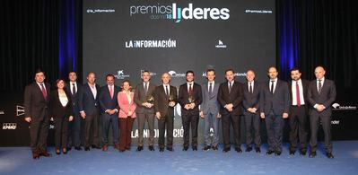 'La Información' entrega sus primeros Premios Líderes
