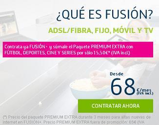 Toda la oferta Premium de televisión por 15,50 euros al mes
