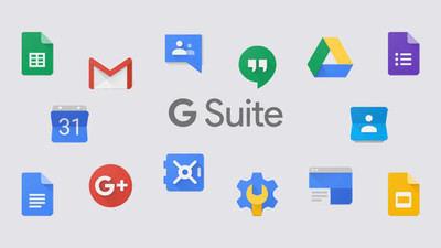 Telefónica comercializará el servicio G Suite de Google