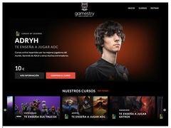 Así es Gamestry, la plataforma para aprender a jugar a videojuegos como un profesional